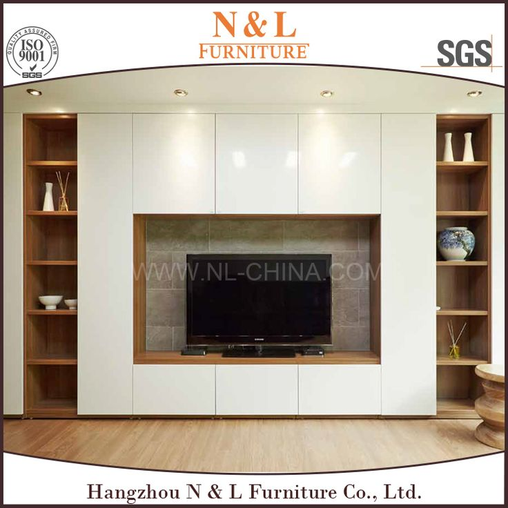 Modern Design Living Room Tv Set Furniture Wall Units Wooden Cabinet Designs