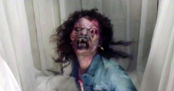 Genre-Kenner Tom Holland lässt in seinem neuen Horrorstreifen Rock Paper Dead einen geheilten Serienkiller auftreten, der sein grausames Handwerk noch versteht. Rock Paper Dead Trailer: Neuer Tom Holland-Horror ➠ https://www.film.tv/go/36576  #Horror #Mystery #TomHolland