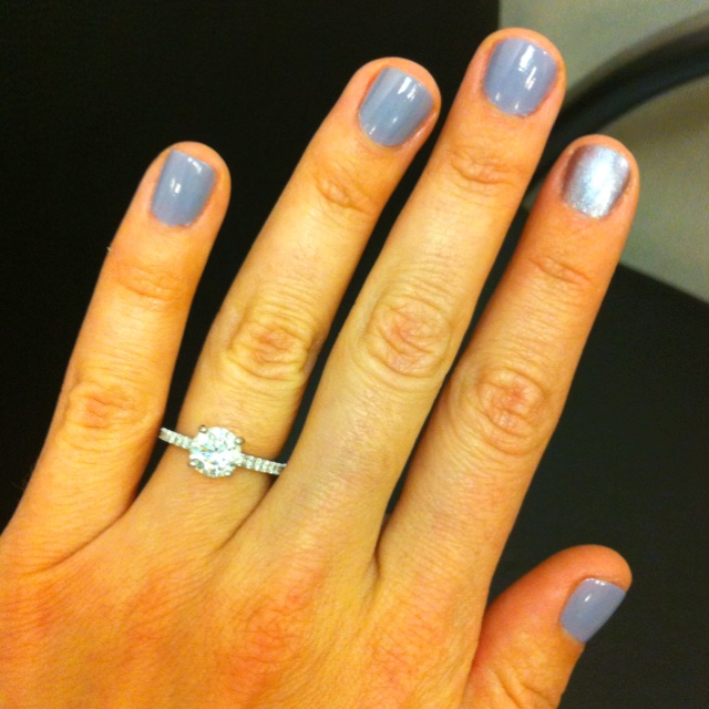 Engagement Party Nails
