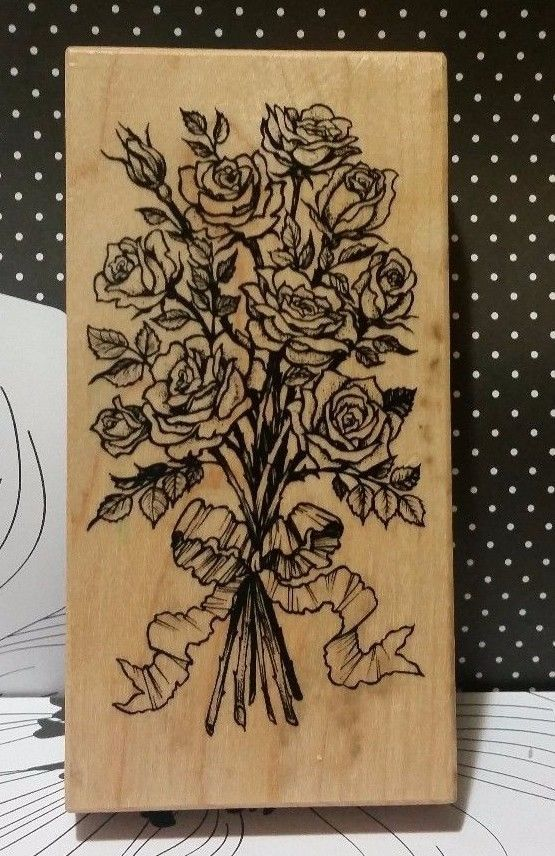 130 Best PSX Flower Rubber Stamp Images On Pinterest
