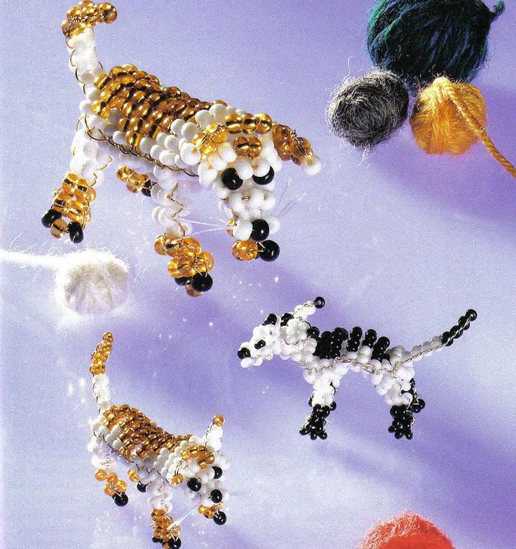 FREE Bead Pattern Dog