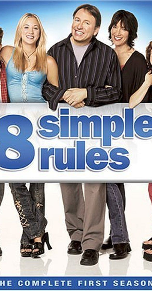 Tv show 8 simple rules for dating my teenage daughter signs