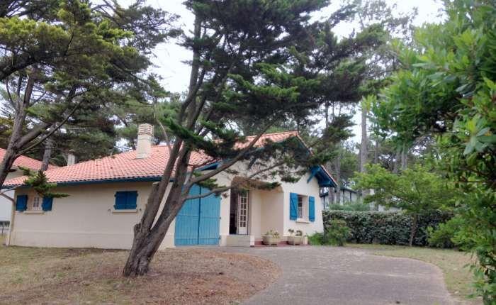 Vente maison Vieux boucau - 300 mètres des plages océanes - appartement indépendant idéal pour location