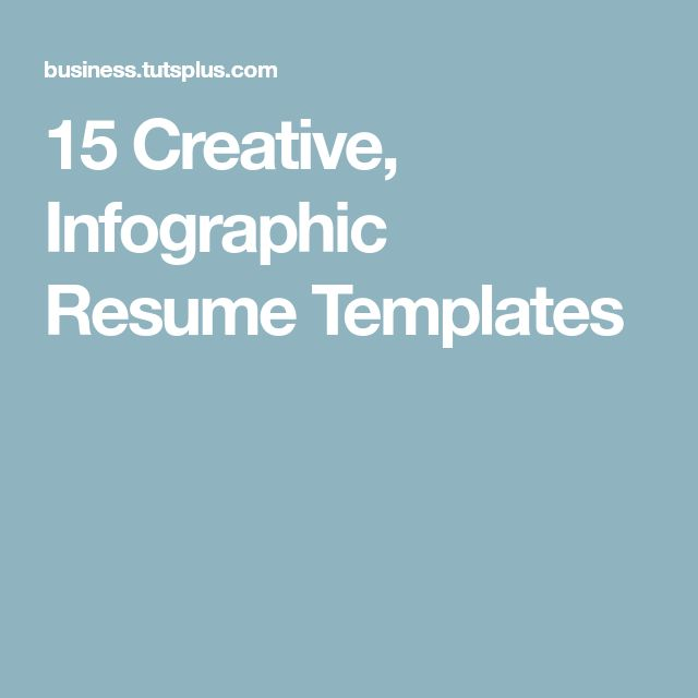 The 25+ best Infographic resume ideas on Pinterest What is a cv - impressive resume