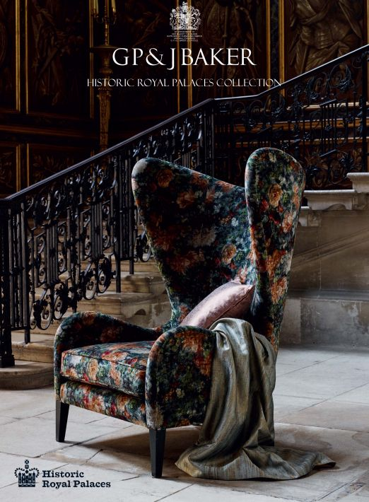 GP&J Baker have introduced their stunning new award winning Historic Royal Palaces Collection.  This exclusive range brings sophistication, style and glamour to any home. Visit us in store at Marlow & Finch to view the full range!  #ChelseaDesignCentre #collection #stunning #newrange #upholstery #exquisite #royalfeel #sophisticated #fabric #furniture #drapery #ElliottClarke #GP&JBaker #remodeling #inspiration  https://www.gpjbaker.com/brands/gp-j-baker/historic-royal-palaces/