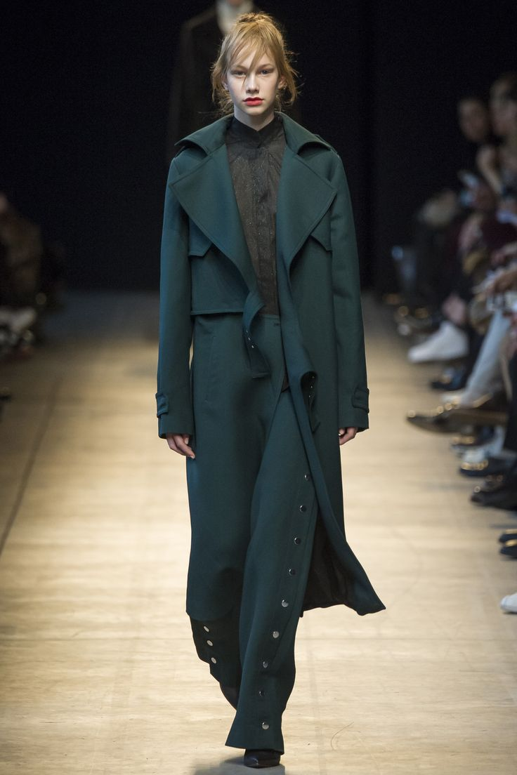 Costume National Fall 2016 Ready-to-Wear