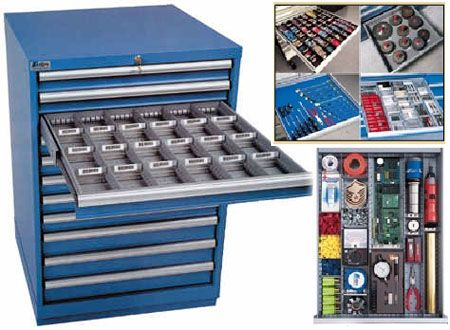 Industrial Storage Cabinets   Not Just For Hammers Anymore. Use Them For  Your Crafting Tools