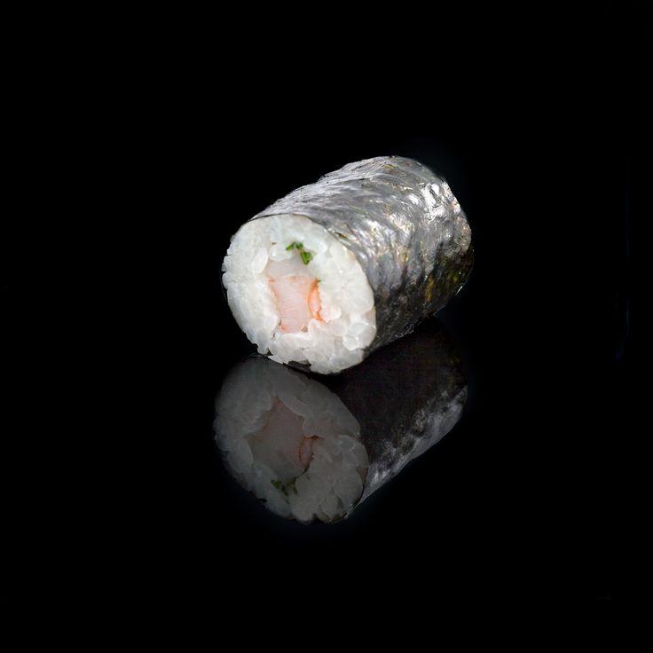 Ebi / boiled shrimp & fresh onion