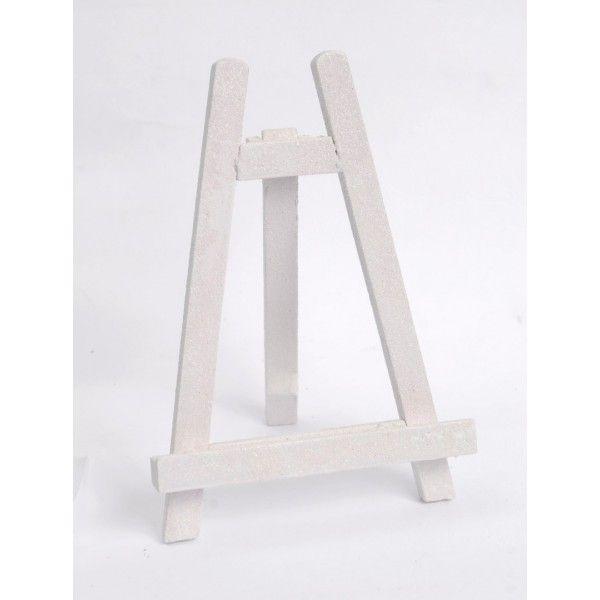 Les 25 meilleures id es de la cat gorie chevalet de table sur pinterest chevalet bois Mini chevalet de table