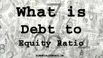 One of the important term in the Financial Books is Debt. It includes the firm liability portion which is complied to pay back in one year or two. Debt plays important role during fiscal. Debt includes Long term Loan generally more then one year, from Bank or Financial institutes to run the business. If we look closely Debt is also important for the company to run their business. Some of the company is also debt free. Debt to Equity ratio reveals the company performance against their Debt.