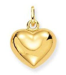 Glow Gouden Hanger/Bedel hart bol 230.0002.00. Gouden hartje uit de Glow goudcollectie. Deze luxe gouden bedel is bol vormgegeven en voorzien van een glanzende afwerking. Het hartje heeft een diameter van 8 x 10 mm. https://www.timefortrends.nl/sieraden/gouden-sieraden/gold-collection.html?___SID=U