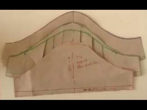 Tipos de mangas 1 ~Origami, Tulipan, y Aglobadas - YouTube