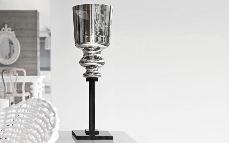 Cornelia Table Lamp by Contardi available at Pure Interiors.