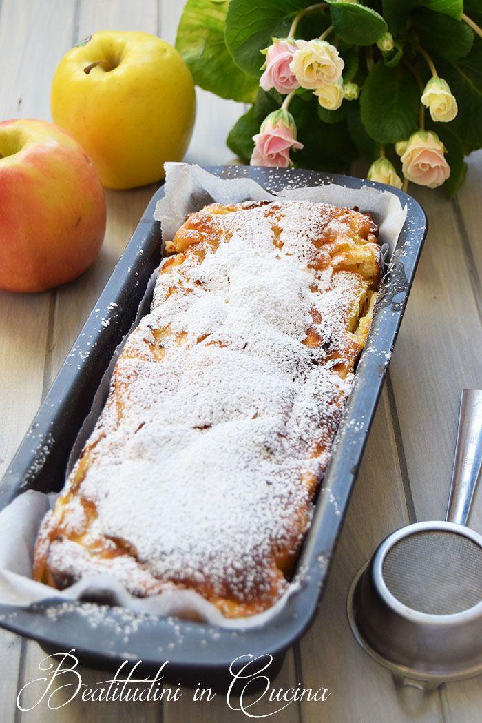 Torta di mele e ricotta | Beatitudini in Cucina | Bloglovin'