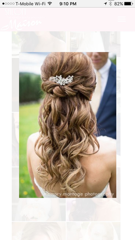 152 best bridal hair - bridal hairstyles - wedding hair styles