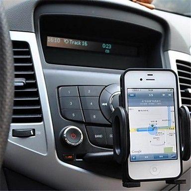 APPS2CAR ® Universal Car Cd Slot supporto del supporto per iPhone Samsung Nokia Sony LG HTC dispositivi mobili GPS del 2016 a €12.24