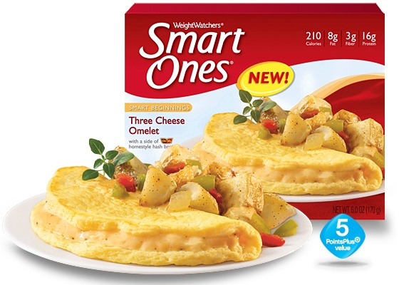 Weight Watchers® Smart Ones® Three Cheese Omelet