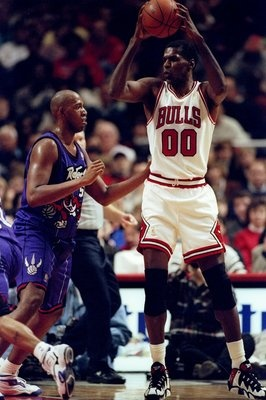 Totally forgot this Legend played for the Bulls in that '97 championship team!