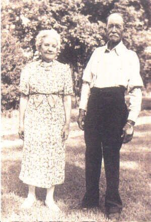 Little House on the Prairie~The real Laura and Almanzo Wilder circa 1940…