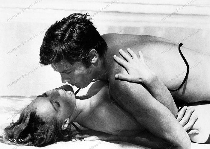 Romy Schneider - La piscine (1969) (700×498)