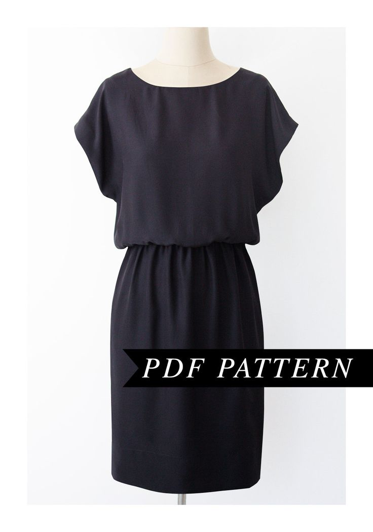 """This could be made in just about any color and look great! I will add it to my summer """"to do"""" list! this would make a great swim cover up... stylish and cute!"""