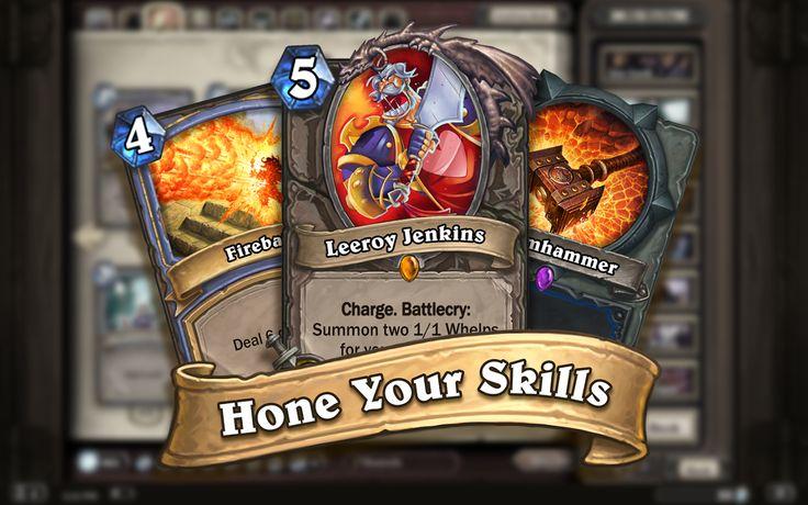Hearthstone Heroes of Warcraft - screenshot