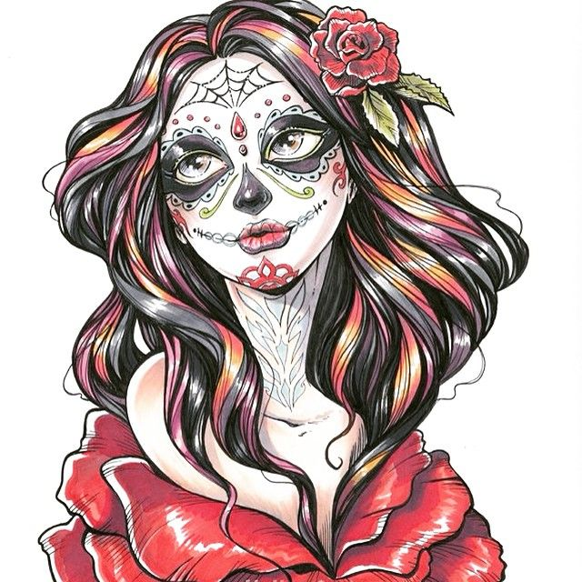 #skelitacalaveras #art #draw #monsterhigh