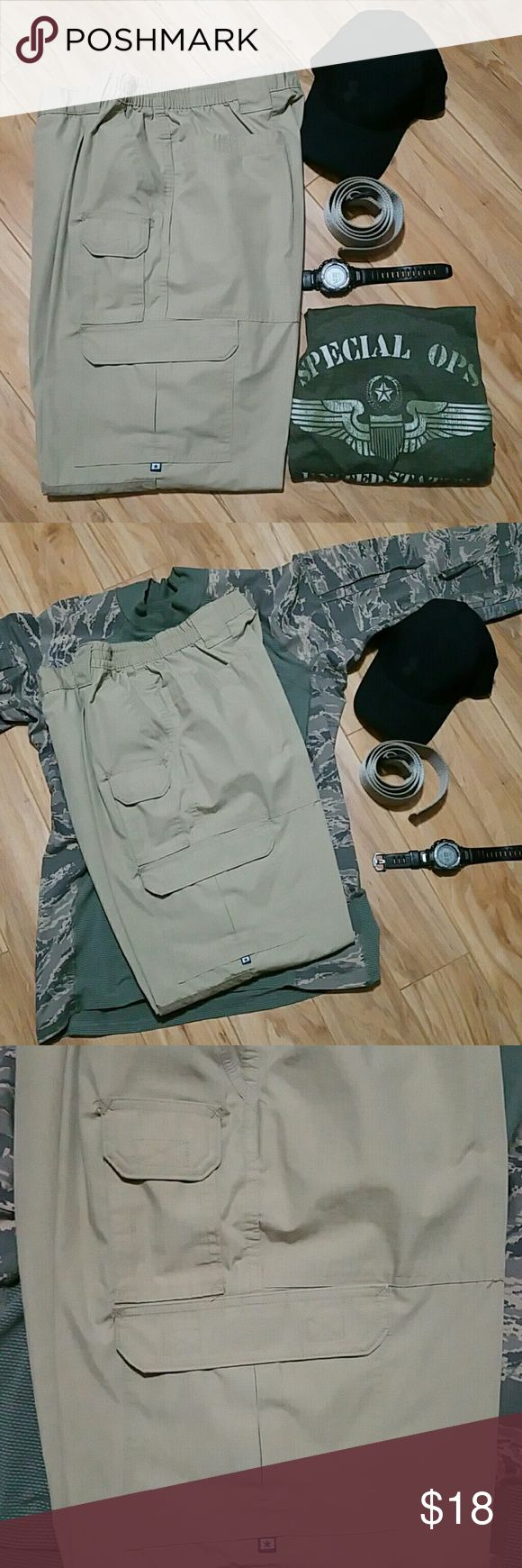 Propper 38 X 30 Propper Tactical pants size 38 X 30. Small stain on front and lower leg..great for the range. Propper Pants Cargo