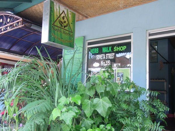 Shop in Ubud, Bali