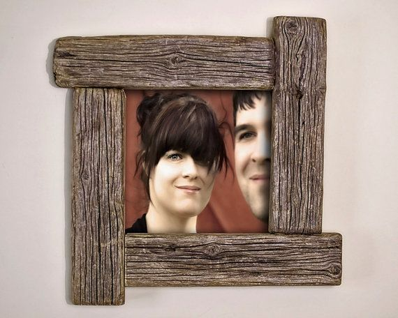 Barn Wood Picture Frame 10x10