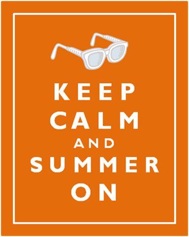 Let summer begin..: Can T, Calm Summer, Stuff, Quotes, Sweet Summertime, Keepcalm, Keep Calm, Things, Beach