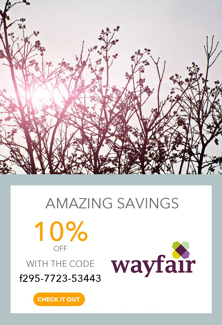 Wayfair 10 off first order - 10 Off First Order Free Shipping Order Over 49
