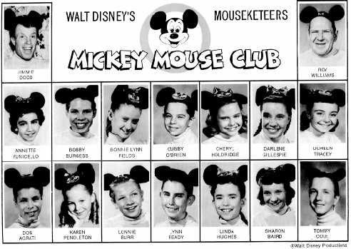 The Mickey Mouse Club - Watching reruns from the 50's and the revived 1977. I don't think I could sit through an episode now at all. My generation seen Lisa Whelchel, Julie Piekarski. Lisa would later play Blair and Julie would be Sue on Facts of Life. Julie also played in Different Strokes. Anyone remember Corey Feldman's sister, Mindy?