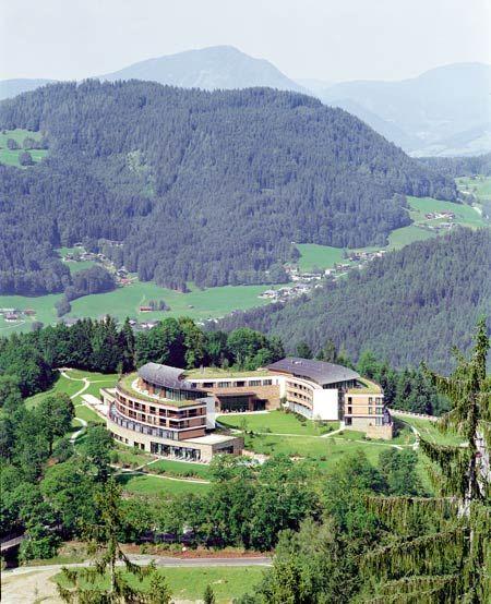 Intercontinental Hotel Berchtesgaden.