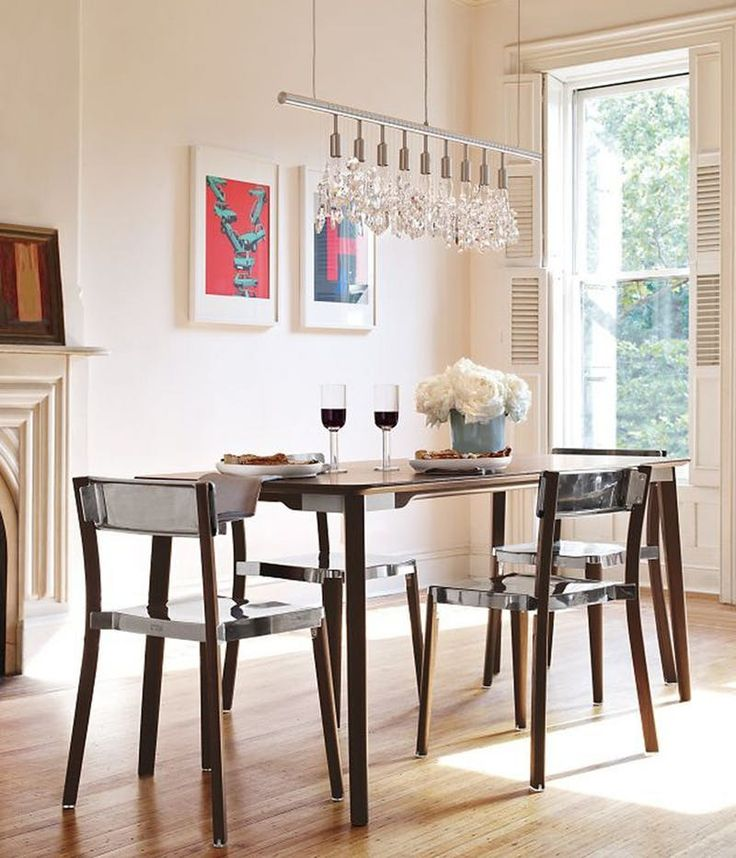Best Dining Rooms Images On Pinterest Apartment Living