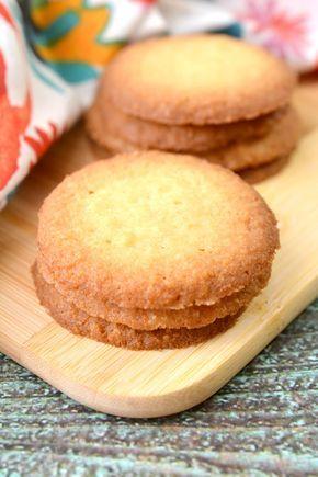 Leckere Keto-Kekse, die man NICHT aufhören kann zu essen! Diese kohlenhydratarmen Kekse sind leicht zu m …