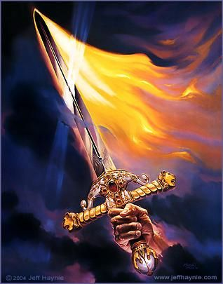 """The Book of Revelation 12:7-12 """"And there was war in heaven. Michael"""