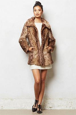 Anthropologie Adani Coat - See our chic coat recommendations for the season on FabFitFun.