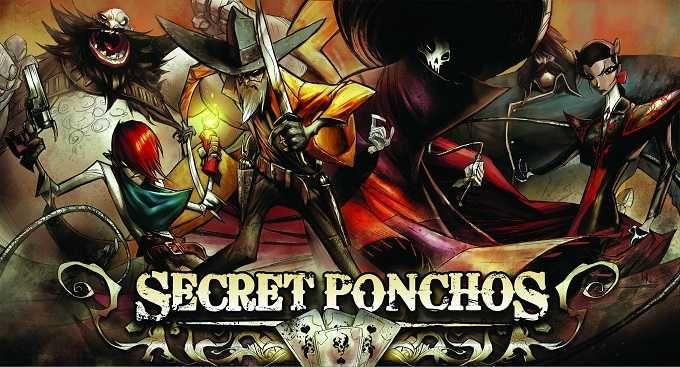 Secret Ponchos lands on PlayStation 4