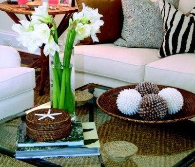 On Your Coffee Table 6 Decor Ideas Decoration Ideas Coffee Table