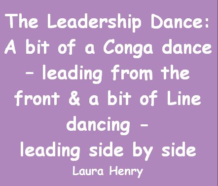 Leadership Dance - Laura Henry