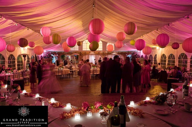 Wedding Reception Decorations Paper Lanterns Ideas Weddings Chinese