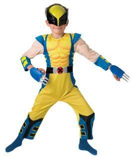 Wolverine Costume - Little Superhero Citizens