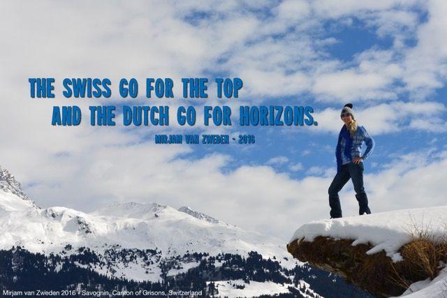 Mirjam van Zweden @Savognin Swiss Mountains