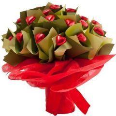 Kırmızı Buket (Çikolata) ÇS-422