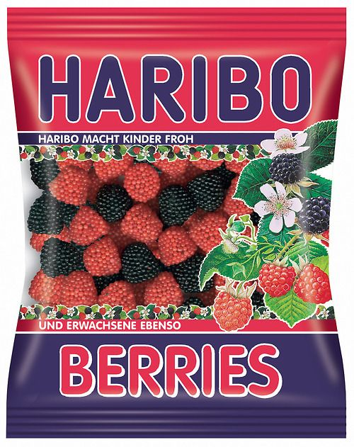 Haribo Berries...