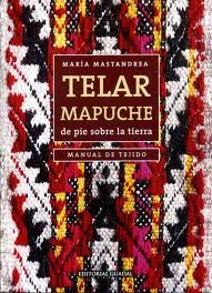 book on Mapuche traditional weaving