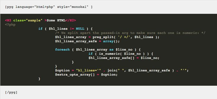 Pygments is Widely Known as Powerful Syntax Highlighter in Python. Here is a ready to use WordPress Pygments Syntax Highlighting Plugin.