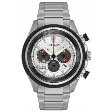 Citizen Gent's Titanium Chronograph Watch CA4240-58A