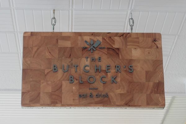 North Shore : butchers block cafe